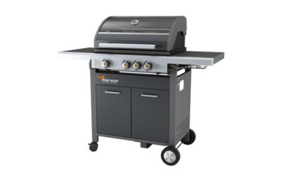 Fervor Grill Gas Grill Barbecue CL310