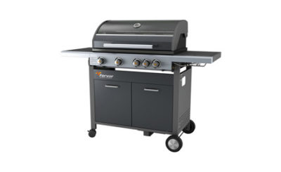 Fervor Grill Gas Grill Barbecue CL410