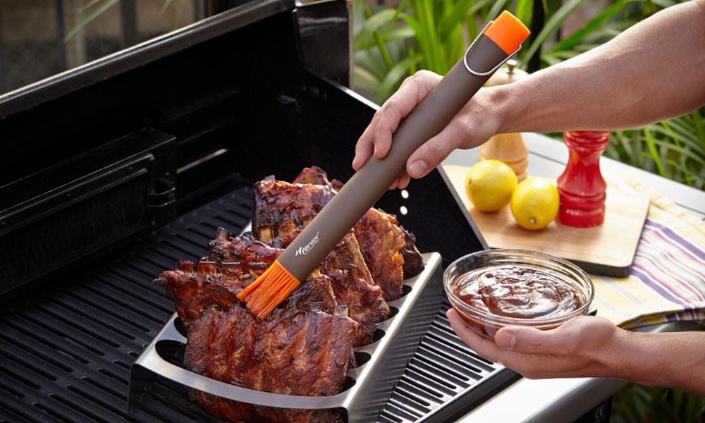 Fervor Grill Gas Grill Barbecue Basting Brush