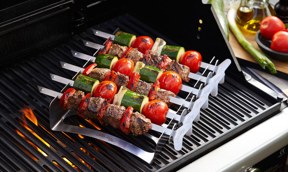 Fervor Grill Gas Grill Barbecue Roasting Rack