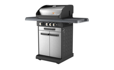 Fervor Grill Gas Grill Barbecue IC310